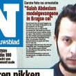 Salah Abdeslam, foto dal carcere: occhiaie, barba lunga...