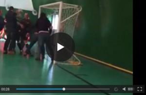 Guarda la versione ingrandita di Calcio a 5 femminile, arbitri picchiati dopo Salinis-Portos