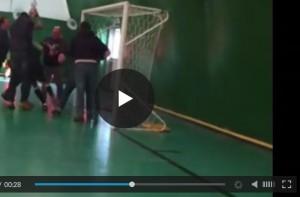 Calcio a 5 femminile, arbitri picchiati dopo Salinis-Portos