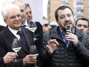 """Salvini insiste: """"Mattarella complice invasione. No pentito"""""""