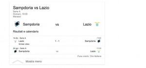 Sampdoria-Lazio, streaming e diretta tv: dove vedere Serie A