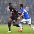Sampdoria-Milan 0-1, video gol: Bacca. Dodo in fuorigioco?_3