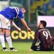 Sampdoria-Milan 0-1, video gol: Bacca. Dodo in fuorigioco?_7