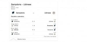 Sampdoria-Udinese, streaming-diretta tv: dove vedere Serie A