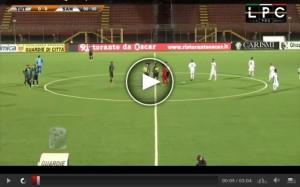 Santarcangelo-Tuttocuoio: streaming diretta live su Blitz