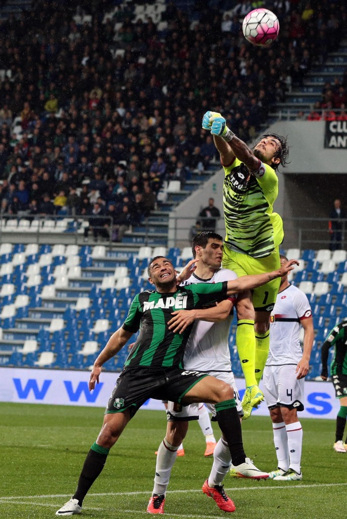Sassuolo-Genoa 0-1 foto highlights pagelle_9
