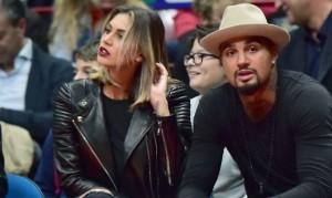 """Melissa Satta con Brocchi: """"Al Milan non c'era tranquillità"""""""