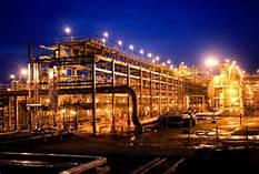 Una raffineria saudita