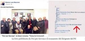 Guarda la versione ingrandita di Savona, disabile in lista. Avversario Pd: