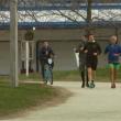YOUTUBE Matteo Renzi fa jogging con Rahm Emanuel a Chicago 6