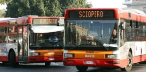 Roma, sciopero ridotto a 4 ore: autisti Atac in malattia
