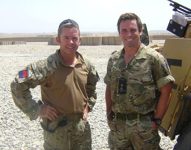 Capitano inglese morto per aiutare gli eroi di guerra 6
