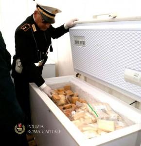 Roma, Festival dell'Oriente: sequestrata carne scaduta