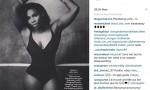 Serena Williams con girovita stretto su People: Photoshop?