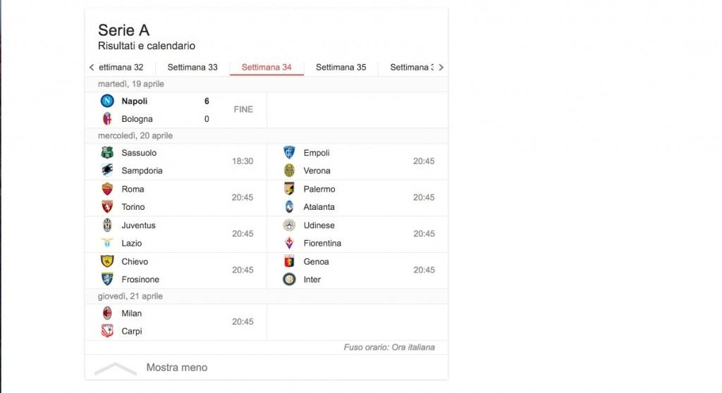 Serie A 34 giornata streaming diretta tv dove vedere_7