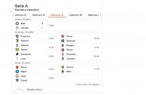 Serie A 35 giornata streaming diretta live_7