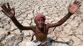 La siccità nel Maharashtra