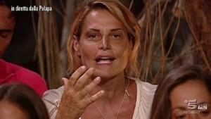 Isola dei famosi, Alessia Marcuzzi-Ventura: lite in diretta