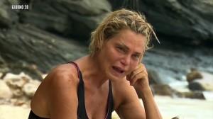 """Guarda la versione ingrandita di Isola dei famosi, Simona Ventura eliminata: """"Adesso…"""""""