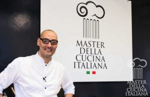 Simone Salvini chef vegano a mensa poveri. Proteste pro carne