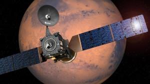 """Sonda diretta su Marte """"sta bene"""". Viaggia a 40mila km l'ora"""