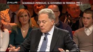 """Ballarò, Marcello Sorgi: """"Basilicata desolata"""". E Twitter..."""