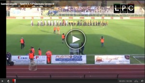 Guarda la versione ingrandita di Spal-Santarcangelo Sportube: streaming diretta live
