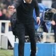 Atalanta-Roma 3-3, FOTO: Totti-gol, Borriello, Spalletti...