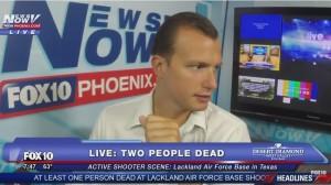 Guarda la versione ingrandita di YOUTUBE Texas, militare spara a comandante: 2 morti