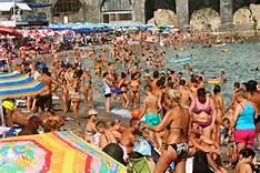 Guarda la versione ingrandita di Una spiaggia italiana