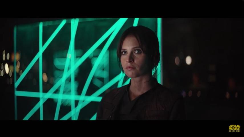 VIDEO YOUTUBE Star Wars Rogue One: nuovo trailer della saga