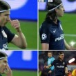 Barcellona-Atletico, Suarez-Filipe Luis: nervi tesi. FOTO_1