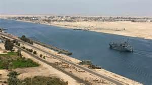 Guarda la versione ingrandita di Il Canale di Suez