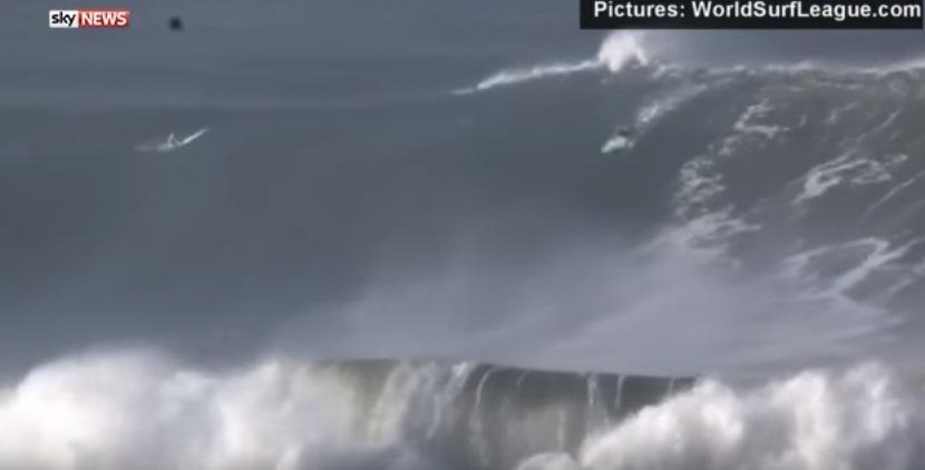 VIDEO YouTube: le 10 cadute dal surf più spettacolari6
