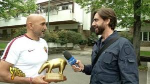 Luciano Spalletti, tutte le liti: Panucci, Zenit, Totti...