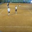 YOUTUBE Tennis Capri Cup, pallata a avversario: squalificato