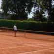 Infarto su campo tennis: Luigino Fusaro si accascia e muore