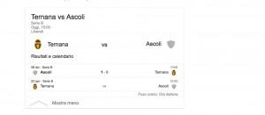 Ternana-Ascoli, streaming-diretta tv: dove vedere Serie B