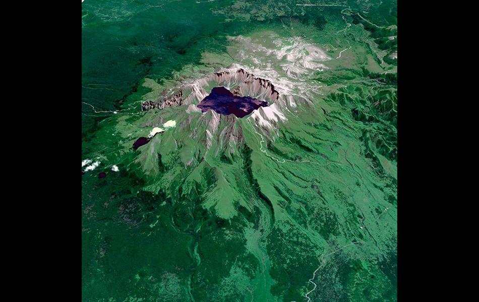 Terra incredibili foto dallo spazio del satellite nasa aster for Foto spazio hd