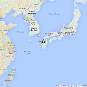 Guarda la versione ingrandita di Terremoto Giappone, nuova e più forte scossa: magnitudo 7
