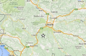 Terremoto Slovenia vicino centrale nucleare Krsko. Rischio..