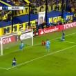 YOUTUBE Tevez, coast to coast e gol: Bombonera impazzisce 02