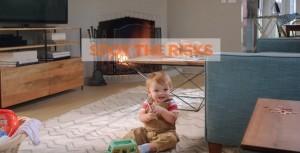 YouTube: quanti pericoli vedi nella stanza per il bambino?