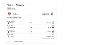 Torino-Atalanta, streaming-diretta tv: dove vedere Serie A