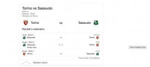 Torino-Sassuolo, streaming e diretta tv: dove vedere Serie A