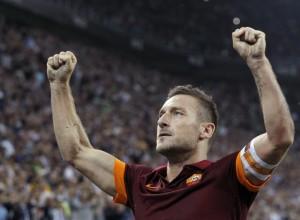"""Francesco Totti, Keita: """"Felice ma nello spogliatoio..."""""""