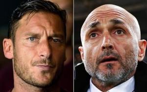 Roma, Totti-Spalletti: storia di battute mal riuscite