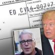 Trump nega abusi sessuali contro minorenne del giro Epstein