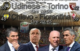 Udinese-Torino 1-5. Video gol: Martinez doppietta, Belotti..
