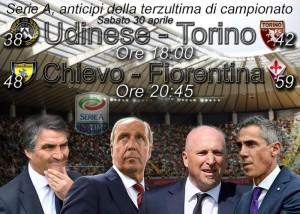 Udinese-Torino, diretta. Formazioni ufficiali e video gol